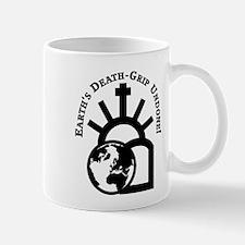Earth's Death-Grip Undone! Mug