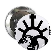 "Earth's Death-Grip Undone! 2.25"" Button"