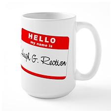 Hugh G. Rection Mug