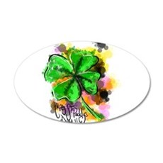 Happy St Paddy's Day Wall Decal