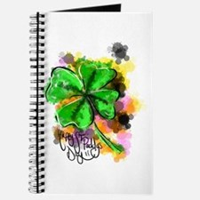 Happy St Paddy's Day Journal