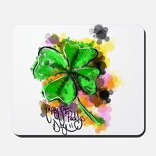 Happy St Paddy's Day Mousepad
