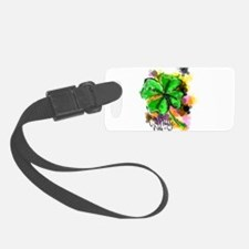 Happy St Paddy's Day Luggage Tag