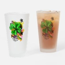 Happy St Paddy's Day Drinking Glass