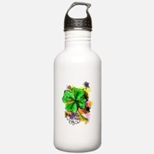 Happy St Paddy's Day Water Bottle