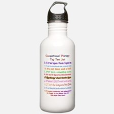 Cute Ot Sports Water Bottle