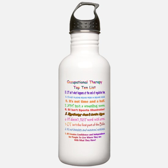 Cool Speech therapist Water Bottle