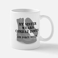 AF Sister wears CB Mug