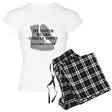 AF Sister wears CB Pajamas