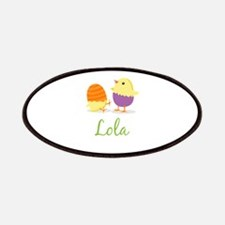 Easter Chick Lola Patches