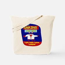 The Amazing Lab Crab Tote Bag