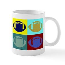 FOOTBALL QUAD Mug