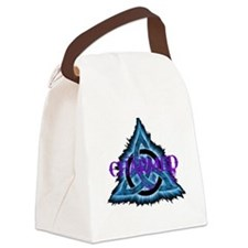 charmed Canvas Lunch Bag