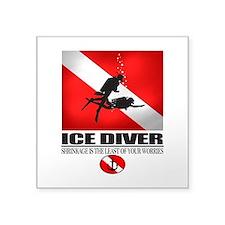 Ice Diver 2 Sticker