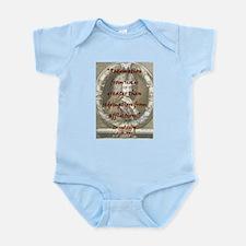 Redemption From Sin - Defoe Infant Bodysuit