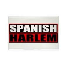 Spanish Harlem II Rectangle Magnet