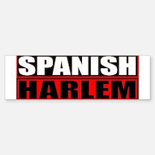 Spanish Harlem II Bumper Bumper Bumper Sticker
