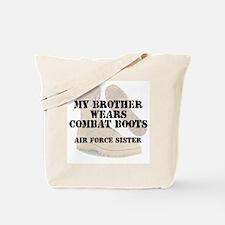 AF Sister Brother Wears DCB Tote Bag