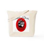 Poker Diva Tote Bag