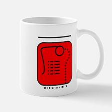 RED Overtone EARTH Mug