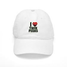 I Love Twin Peaks Baseball Cap