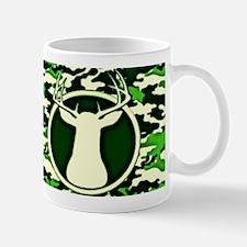 Camo Deer Mug