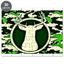 Camo Deer Puzzle