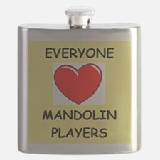 mandolin Flask