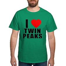 I Heart Twin Peaks T-Shirt