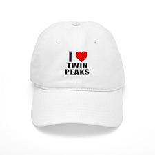 I Heart Twin Peaks Baseball Cap