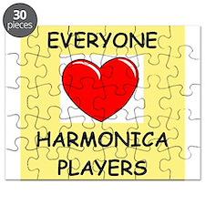 harmonica Puzzle