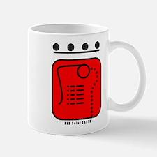 RED Solar EARTH Mug