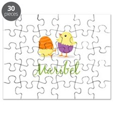 Easter Chick Maribel Puzzle