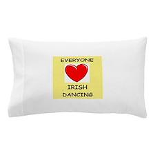 irish dance Pillow Case