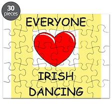 irish dance Puzzle