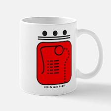 RED Cosmic EARTH Mug