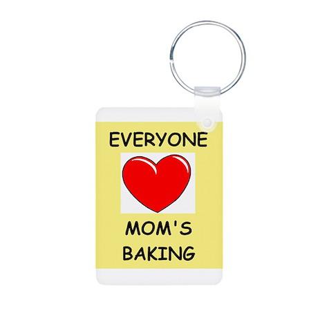 moms baking Keychains