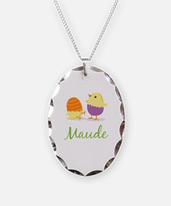 Easter Chick Maude Necklace