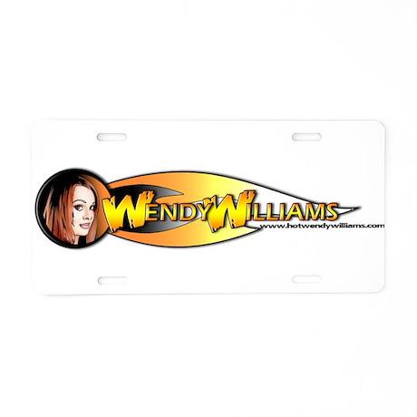 largelogo.png Aluminum License Plate