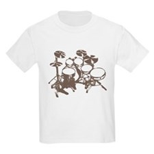 DRUMMER Kids T-Shirt