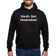 Worlds Best Househusband Hoodie