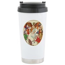 ALL AROUND ALICE Travel Mug