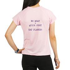 Hip Healthy Happy Girl Logo Peformance Dry T-Shirt