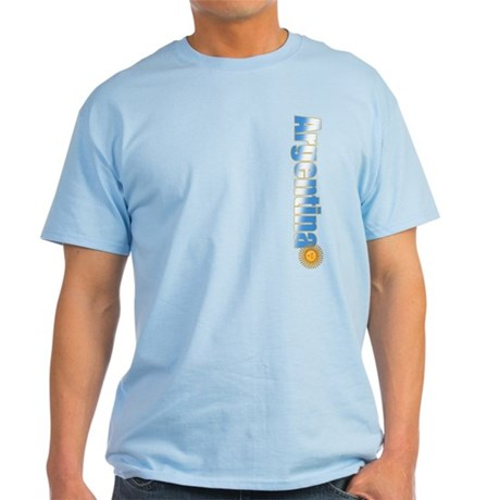 Argentina Logo Light T-Shirt