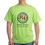 Republicans Annonymous Green T-Shirt