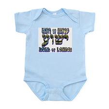 King of Kings! Infant Bodysuit