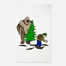 Looking for the Squatch 3'x5' Area Rug