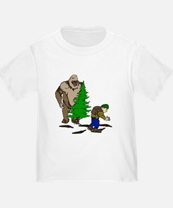 Looking for the Squatch T