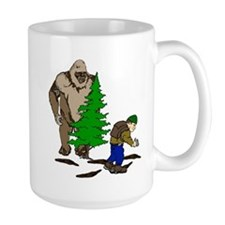 Looking for the Squatch Mug