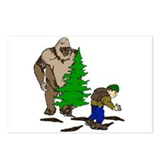 Looking for the Squatch Postcards (Package of 8)